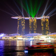 SINGAPORE - JAN 25: MarinBay Sands, World's most expensive sta — ストック写真 #39947047