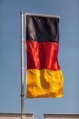 德国国旗 — 图库照片