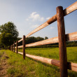 Meadow Fence — Stock Photo #29581691