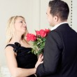 Loving young couple — Stock Photo