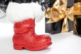 St Nicholas Boot — Stock Photo