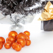 Shiny Christmas Balls — Stock Photo