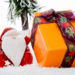 Stock Photo: Santa Claus Gifts Showroom