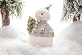 Snowmans World — Stock Photo