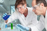 Chemist Education — Stock Photo