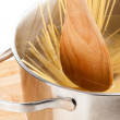 Pasta cooking — Stock Photo #41720065