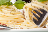 Pasta Details — Stock Photo