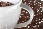 Java beans — Stockfoto