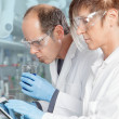 Chemical smell check — Stock Photo #43066169
