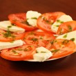 Caprese salad — Stock Photo #15765281