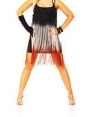 Latino danser — Stockfoto