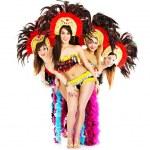 Sexy samba — Stock Photo #38388395