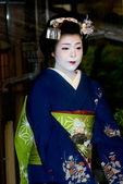 Maiko, Kyoto, Japan — Stock Photo