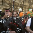 St. Patrick Day, Budapest, Hungary - Stock Photo