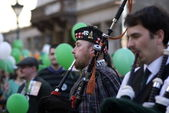 St. Patrick's Day, Budapest, Hungary — Stock Photo