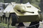 "Jagdpanzer 38T ""Hetzer"", Warszawa, Poland — Stock Photo"