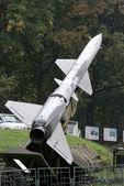 Wyrzutnia rakiet, warszawa, polska — Zdjęcie stockowe