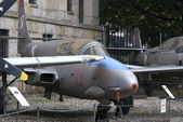 "TS-11 ""Iskra"" training aircraft, Warszawa, Poland — Stock Photo"