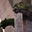 Gargoyles, Eindhoven, The Netherlands — Stock Photo