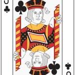 Постер, плакат: Jack of Clubs