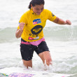 Anissa Flynn in Quiksilver Open Phuket Thailand 2012 — Stock Photo #12878940