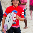 Anissa Flynn in Quiksilver Open Phuket Thailand 2012 — Stock Photo #12879693