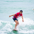 Stock Photo: AnissFlynn in Quiksilver Open Phuket Thailand 2012