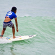 Yasnyiar Gea Quiksilver Open Phuket Thailand 2012 — Stock Photo