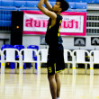CLS Knights from indonesia in Basketball TOA Thailand Open Phuket Championship 2012 — Stock Photo #13198033