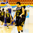 CLS Knights from indonesia in Basketball TOA Thailand Open Phuket Championship 2012 — Stock Photo #13198327
