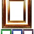Picture frames — Stock Photo #13279884