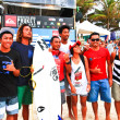 Quiksilver open Phuket Thailand 2012 — Stock Photo #13349287