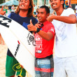 Quiksilver open Phuket Thailand 2012 — Stock Photo #13349312