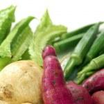 Mixed vegetables — Stock Photo #26158791