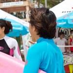 Kata beach, Phuket Thailand - September 6: Unidentified particip — Stock Photo #31285981