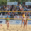 PHUKET, THAILAND - NOVEMBER 3:SWATCH FIVB World Tour 2013 3rd pl — Stock Photo