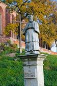 аббат монастыря — Стоковое фото