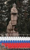 Monument Ulyanov-Lenin — Stock Photo