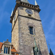 Old Town Hall Tower in Prague — Stock Photo #20401799