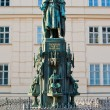 Monument to Charles IV — Stock Photo