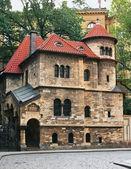 Vieille synagogue juive — Photo