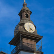 Royalty-Free Stock Photo: Synagogue Clock Tower