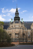 Nordic Museum — Stock Photo