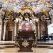 Chair of assembly hall Leopoldina — Stockfoto #30498165