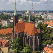 Постер, плакат: Cathedral of St Bartholomew and the Holy Cross