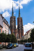 Cathedral of St. John Baptist — Stockfoto