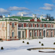 Kadriorg - the royal palace — Stock Photo