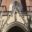 ������, ������: The central entrance to the Cathedral of Saint John the Baptist