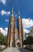 Cathedral of St. John the Baptist — Stock Photo