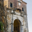 Stock Photo: Gates Motovun - town and fortress in Istria